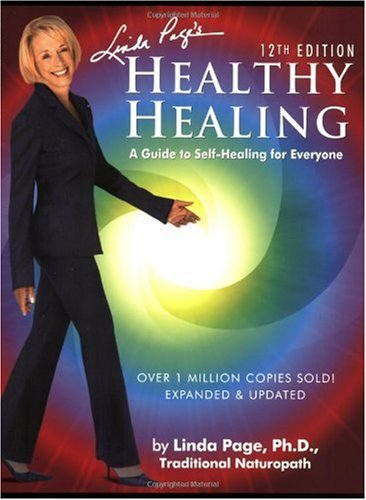 Healthy Healing A Guide to Self Healing for Everyone 12th 2004 (Revised) edition cover