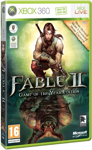 Fable II - Game Of The Year Edition (Xbox 360) Xbox 360 artwork