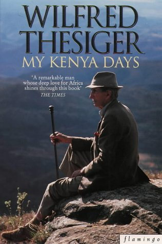 My Kenya Days N/A edition cover