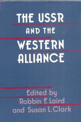 U. S. S. R. and the Western Alliance  1990 edition cover