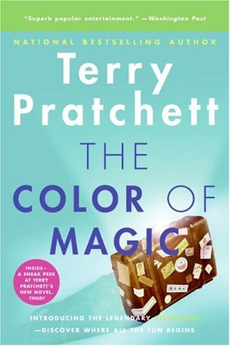 Color of Magic   2005 edition cover