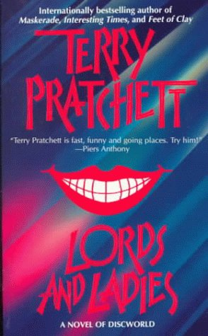Lords and Ladies  N/A edition cover