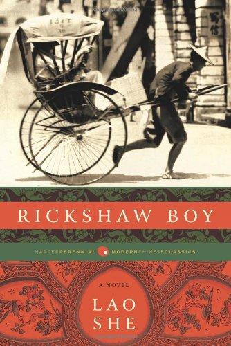 Rickshaw Boy   2010 edition cover