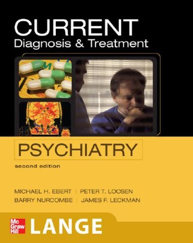 Diagnosis and Treatment - Psychiatry  2nd 2008 (Revised) edition cover