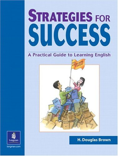 Strategies for Success A Practical Guide to Learning English  2001 9780130413925 Front Cover