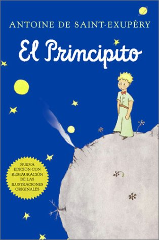 Little Prince   2001 edition cover