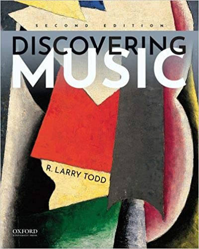 Cover art for Discovering Music, 2nd Edition
