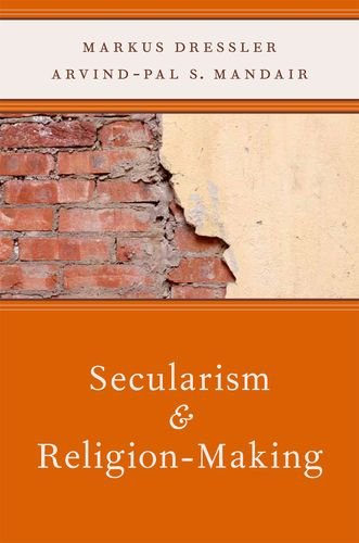 Secularism and Religion-Making   2011 9780199782925 Front Cover