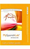 MySpanishLab with Pearson EText -- Access Card -- for Anda! Curso Elemental (multi-Semester Access)  2nd 2013 edition cover