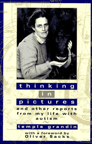 Thinking in Pictures And Other Reports from My Life with Autism  1995 edition cover