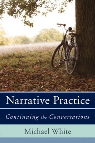 Narrative Practice Continuing the Conversations  2011 edition cover