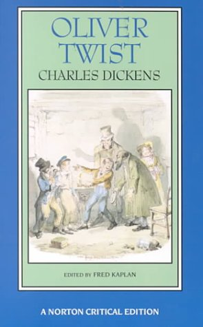 Oliver Twist   1993 edition cover