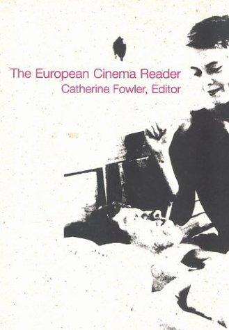 European Cinema Reader   2002 edition cover