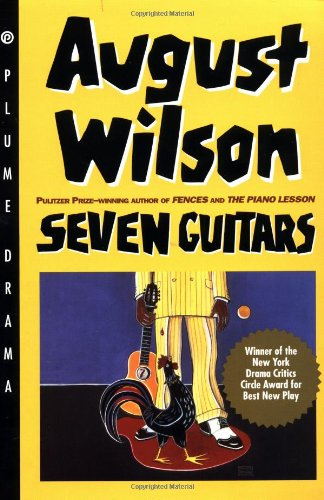 Seven Guitars  N/A edition cover