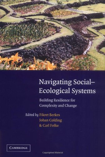 Navigating Social-Ecological Systems Building Resilience for Complexity and Change  2002 9780521815925 Front Cover
