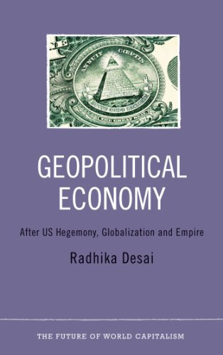 Geopolitical Economy After US Hegemony, Globalization and Empire  2013 edition cover