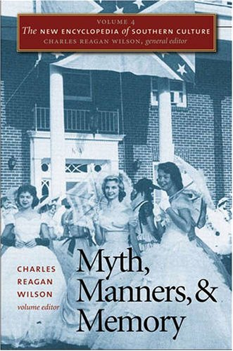 Myth, Manners, and Memory   2006 edition cover