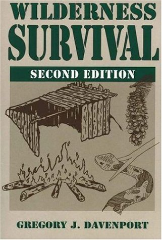 Wilderness Survival  2nd 2006 (Revised) edition cover
