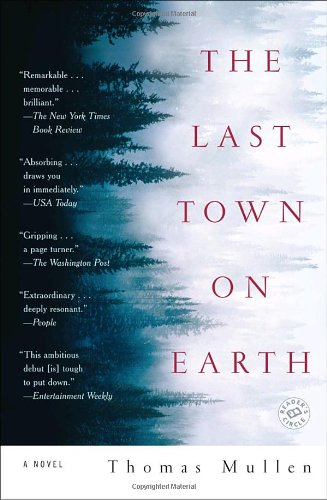 Last Town on Earth  N/A edition cover