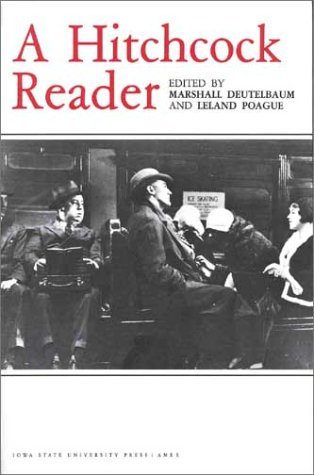Hitchcock Reader   1989 9780813808925 Front Cover