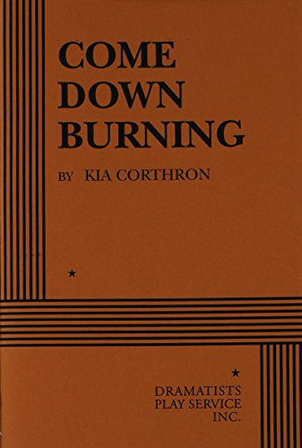 Come down Burning  N/A edition cover