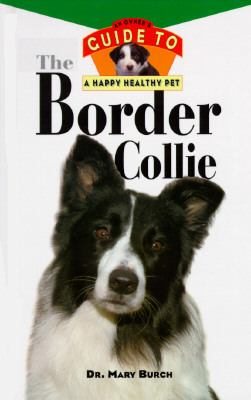 Border Collie   1996 9780876054925 Front Cover