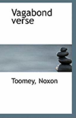 Vagabond Verse  N/A 9781113244925 Front Cover
