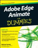 Edge Animate CC for Dummies   2013 9781118335925 Front Cover