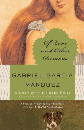 Of Love and Other Demons  N/A edition cover