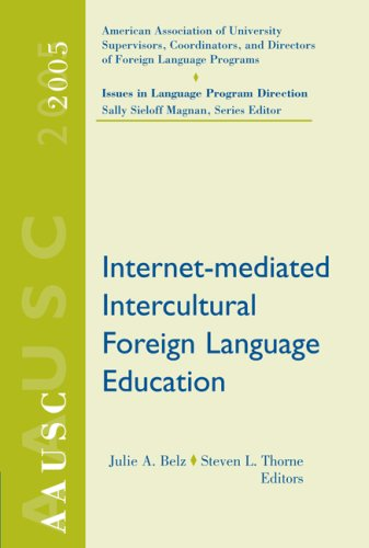 Aausc 2005 Internet-Mediated Intercultural Foreign Language Education  2006 edition cover