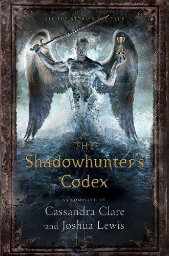 Shadowhunter's Codex   2013 edition cover