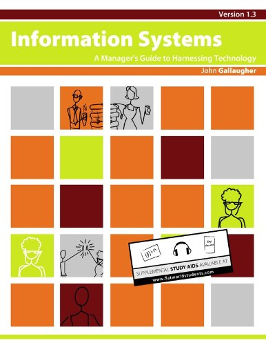INFORMATION SYSTEMS VERSION 1.3(B+W) N/A edition cover