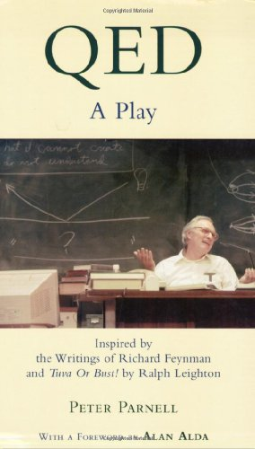 QED A Play Inspired by the Writings of Richard Feynman  2002 edition cover