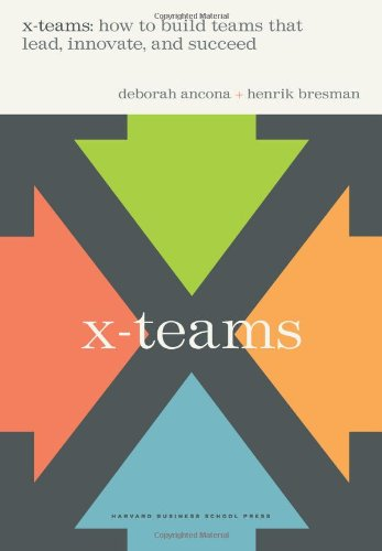X-Teams How to Build Teams That Lead, Innovate, and Succeed  2007 edition cover