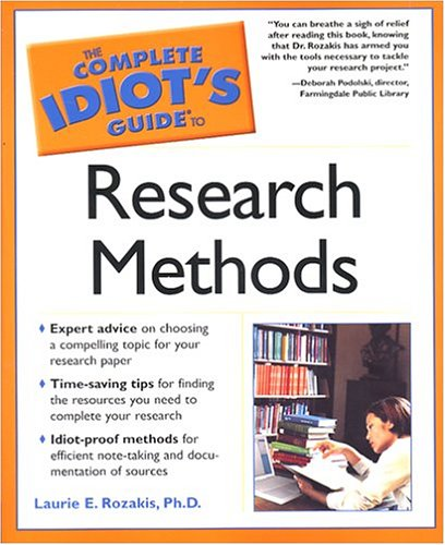 Research Methods   2004 edition cover