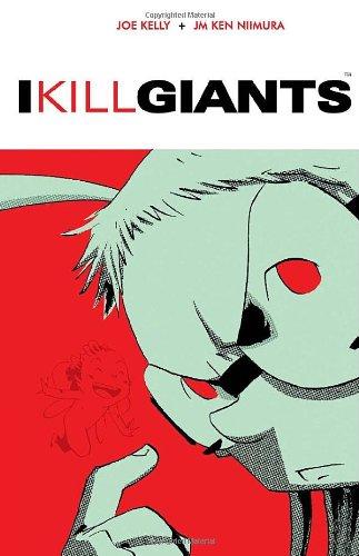 I Kill Giants   2009 edition cover