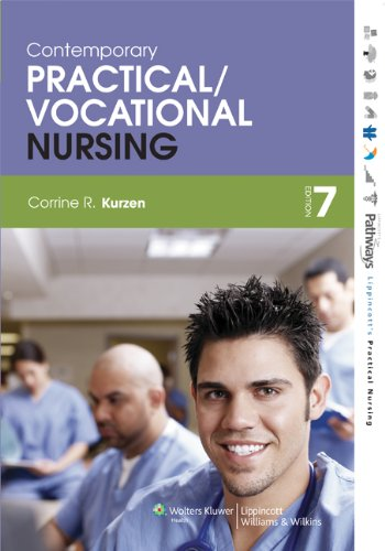 Contemporary Practical/Vocational Nursing  7th 2011 (Revised) edition cover