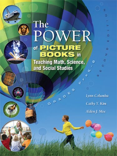 Power of Picture Books in Teaching Math, Science, and Social Studies, Grades Prek-8  2nd 2009 (Revised) edition cover