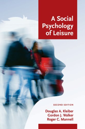Social Psychology of Leisure:  2011 edition cover