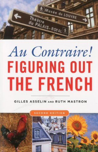 AU Contraire! Figuring Out the French 2nd 2010 edition cover