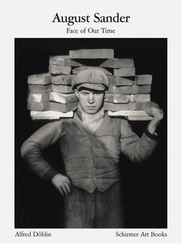 August Sander Face of Our Time  2008 edition cover