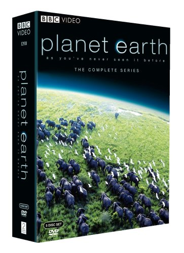 Planet Earth: The Complete BBC Series System.Collections.Generic.List`1[System.String] artwork