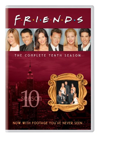 Friends: The Complete 10th Season (Repackage) System.Collections.Generic.List`1[System.String] artwork