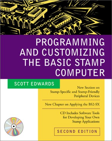 Programming and Customizing the Basic Stamp  2nd 2001 (Revised) edition cover