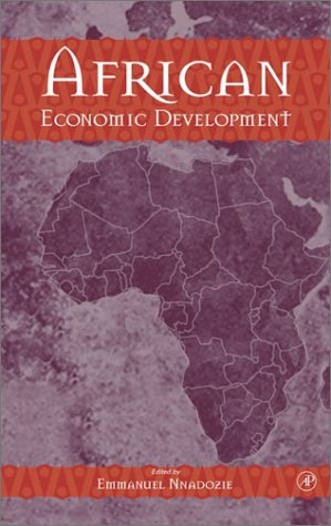 African Economic Development   2003 edition cover