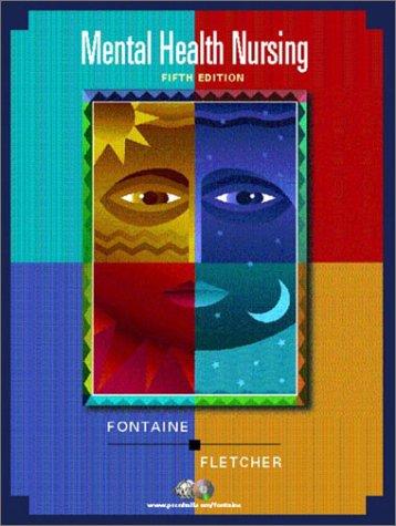 Mental Health Nursing  5th 2003 edition cover