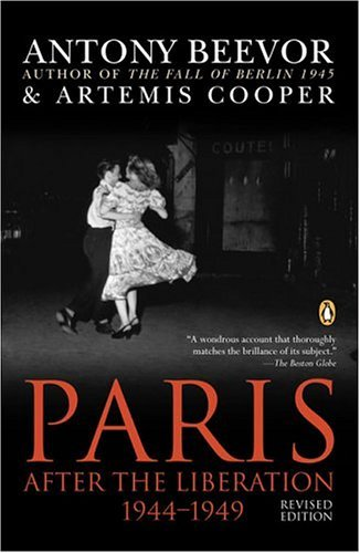 Paris after the Liberation, 1944-1949   2004 (Revised) edition cover