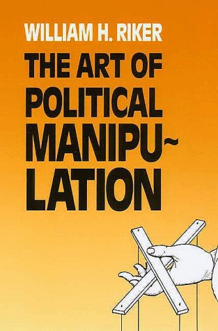 Art of Political Manipulation   1986 edition cover