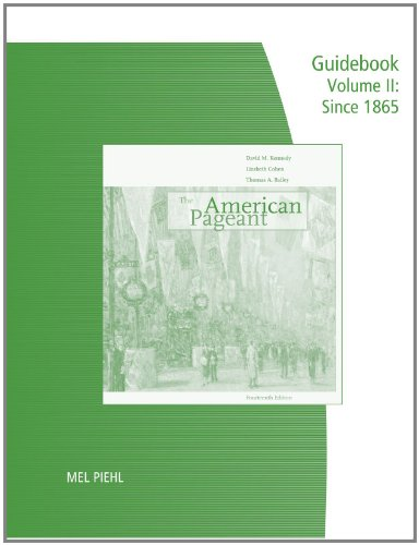 American Pageant  14th 2010 9780547166926 Front Cover
