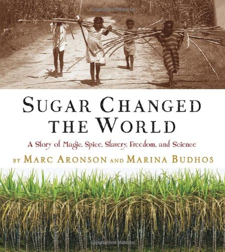 Sugar Changed the World A Story of Magic, Spice, Slavery, Freedom, and Science  2010 9780618574926 Front Cover